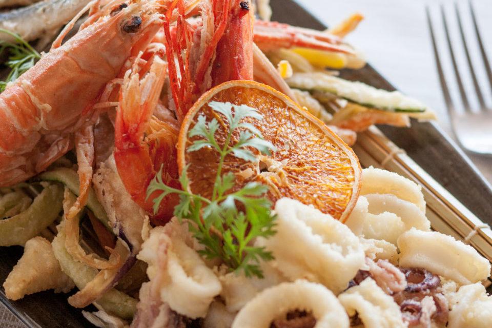 Cucina di Mare - Amedeo al Mare