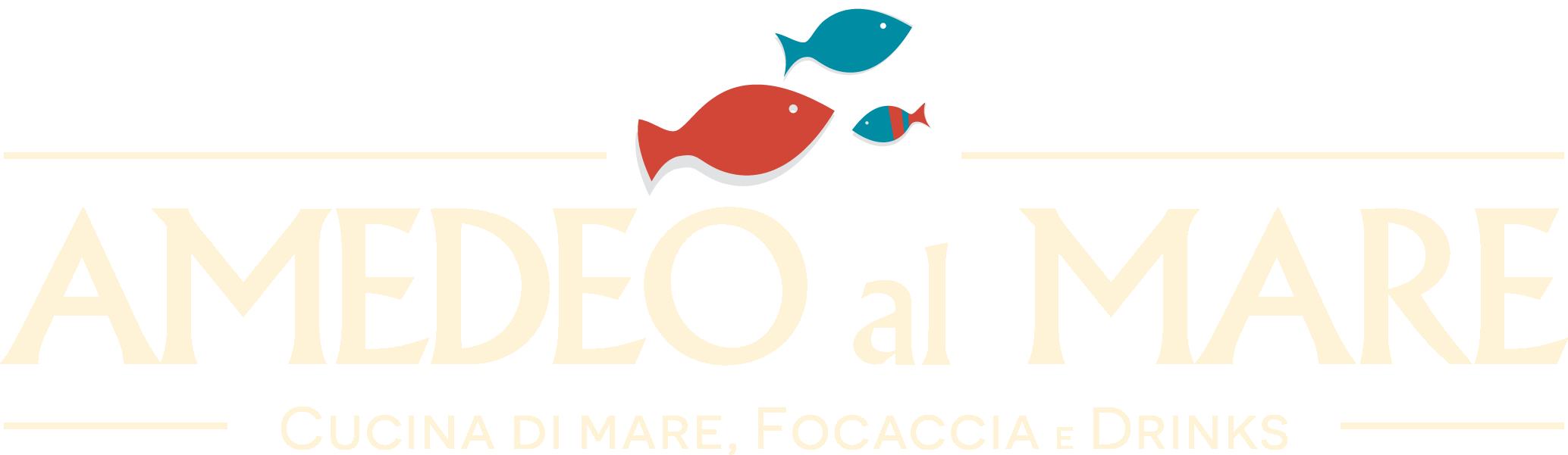 Amedeo al Mare logo
